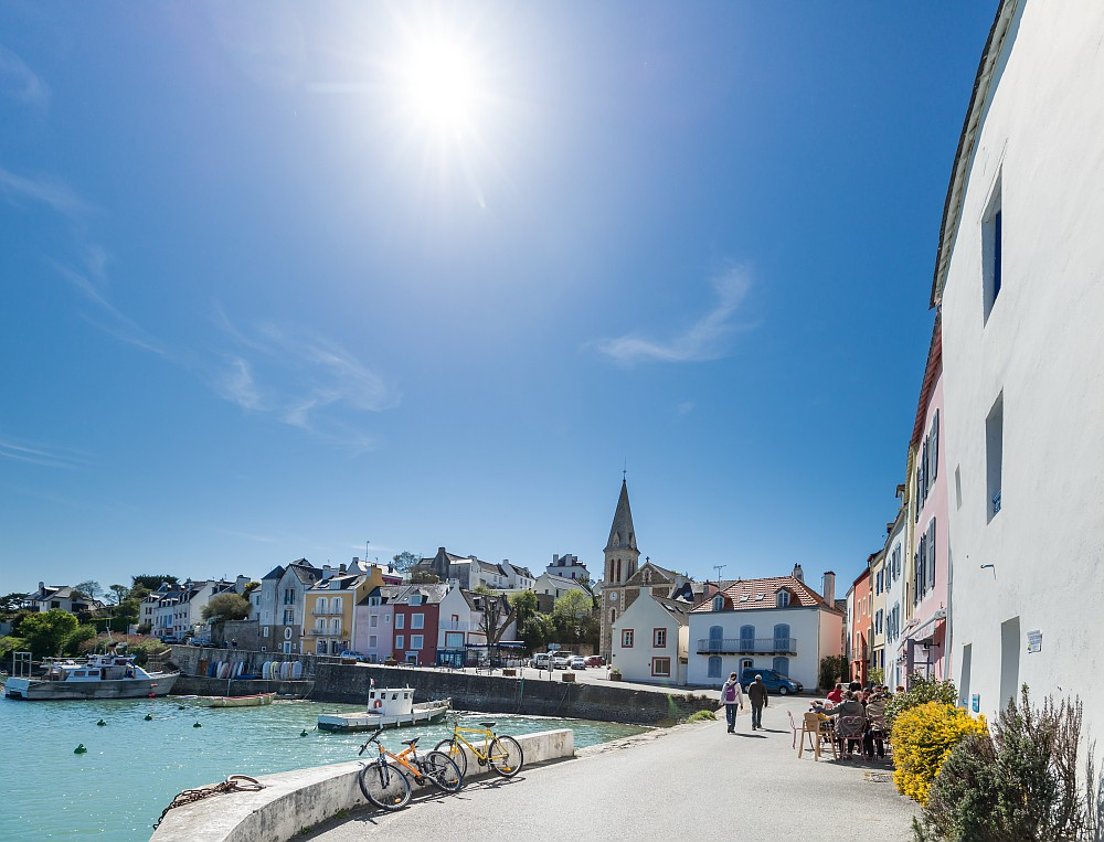 France, Bretagne, Morbihan (56), Sauzon // France, Bretagne, Morbihan, Sauzon